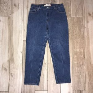 Levi's 550 Classic Relaxed Tapered size 14 S